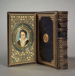 (Decorative Binding, Cosway-type) Shelley, Percy Bysshe (1792-1822)
