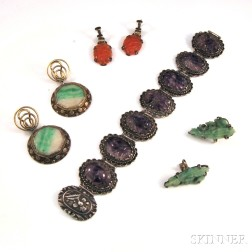 Small Group of Chinese Jewelry