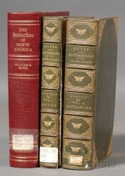 (Lepidoptery), Two Titles in Three Volumes