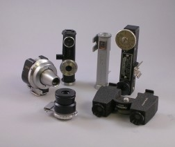 Five Optical Finders