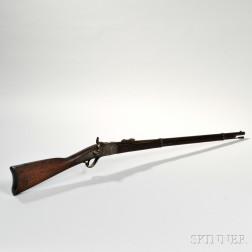 Enfield Level Action Rifle