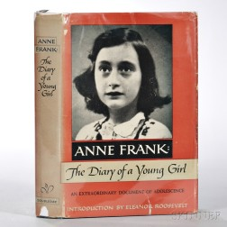 Frank, Anne (1929-1945) Diary of a Young Girl