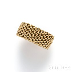 18kt Gold Ring, Tiffany & Co.