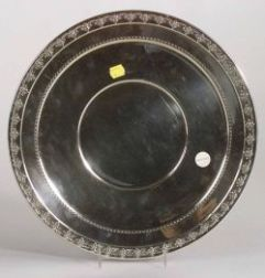Reed and Barton Sterling Salver