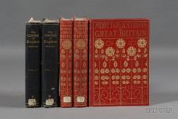 (Homes and Castles, Great Britain), Two Titles in Five Volumes
