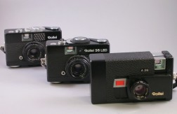 Three Rollei 35mm Cameras