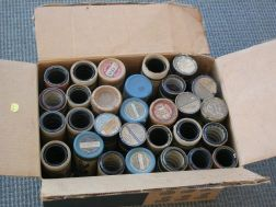 Approximately Sixty Mixed Cylinders of Early African-American Performers