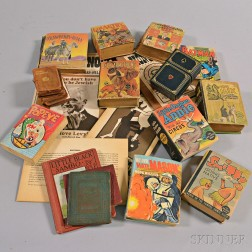 Group of Small and Miniature Books