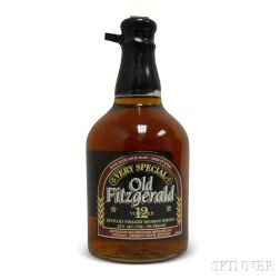 Old Fitzgerald Very Special Bourbon 12 Years Old, 1 750ml bottle