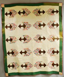 """""""Tree of Life"""" Patchwork Quilt"""