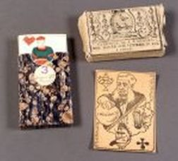 Miscellaneous Group of Cards