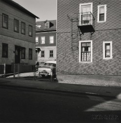 Harry Callahan (American, 1912-1999)      Providence (Unpublished #178)