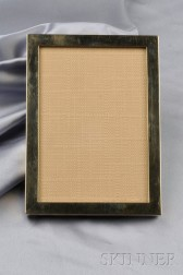 14kt Gold Picture Frame, Cartier