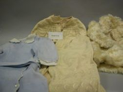 Group of Early 20th Century Childrens Outfits, Outerwear and Clothing.
