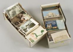 Collection of  20th Century Specialty Postcards