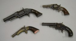 Four Pocket Pistols