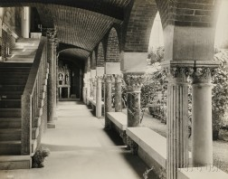 Thomas E. Marr & Son (American, fl. 1890s-1920s)      Five Interior Views of the Isabella Stewart Gardner Museum