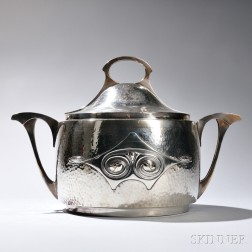 WMF Hammered Covered Tureen