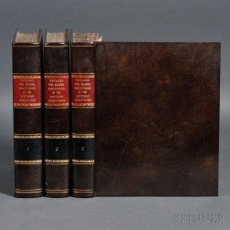 Hawkesworth, John (1715?-1773) An Account of the Voyages Undertaken by the Order of his Present Majesty for making Discoveries in the S