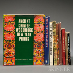 Ten Books on Chinese Graphic Arts
