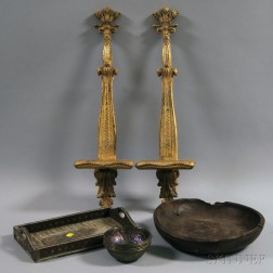 Group of Small Decorative Accessories