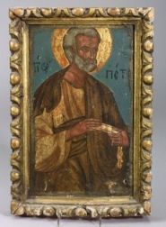 Greek Icon of St. Peter