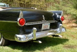 *1955 Ford Fairlane Sunliner Convertible