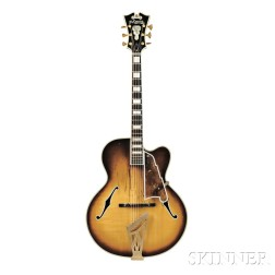 American Archtop Guitar, James L. D'Aquisto, Huntington, New York, 1965, Style Excel
