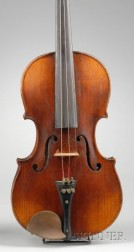 German Violin, c. 1900