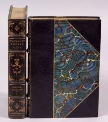 (Decorative Bindings, Fifty-four Volumes)