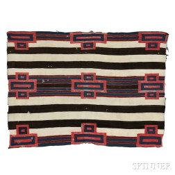 Navajo Classic Chief's Blanket