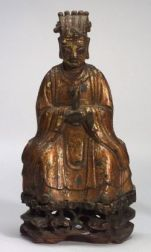 Bronze Figure of the King of Heaven