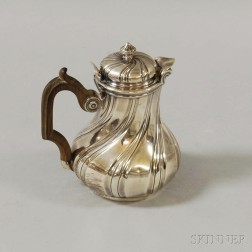 Silver-plated Coffeepot