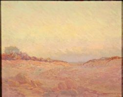George T. Winterburn (American, 1865-1953)    Sunset...Washington