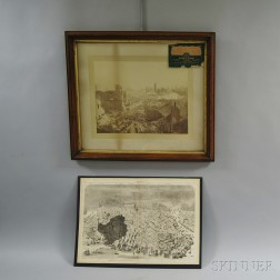 Two Great Boston Fire-themed Works