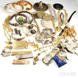Group of Assorted Jewelry and Accessories
