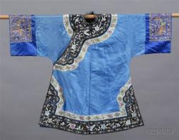 Two Silk Robes