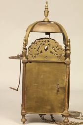 Richard Rayment Brass Lantern Clock