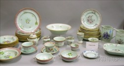 Approximately 200 Pieces of Assorted Adams Calyx Ware