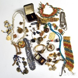 Collection of Mostly Victorian Jewelry