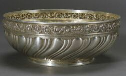 Tiffany & Co. Sterling Fruit Bowl