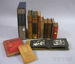 Thirteen Assorted 19th and 20th Century Books