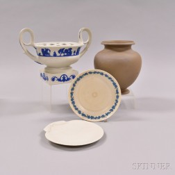 Four Wedgwood Dry Body Wares