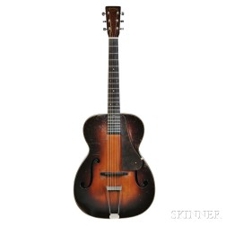 C.F. Martin & Co. C-1 Archtop Guitar, 1934