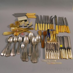Group of Assorted Flatware