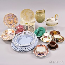 Twenty-three Assorted Wedgwood Items