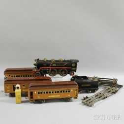 Lionel Train Cars, Tracks, and Accessories