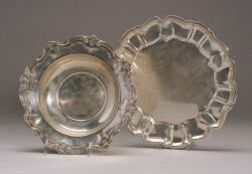 Two Sterling Silver Serving Dishes