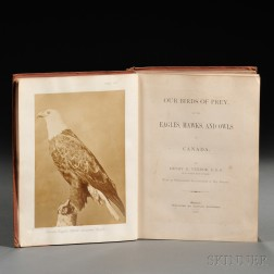 Vennor, Henry G. (1840-1884) Our Birds of Prey, or the Eagles, Hawks, and Owls