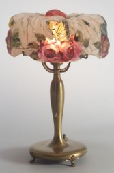 Pairpoint Puffy Lamp